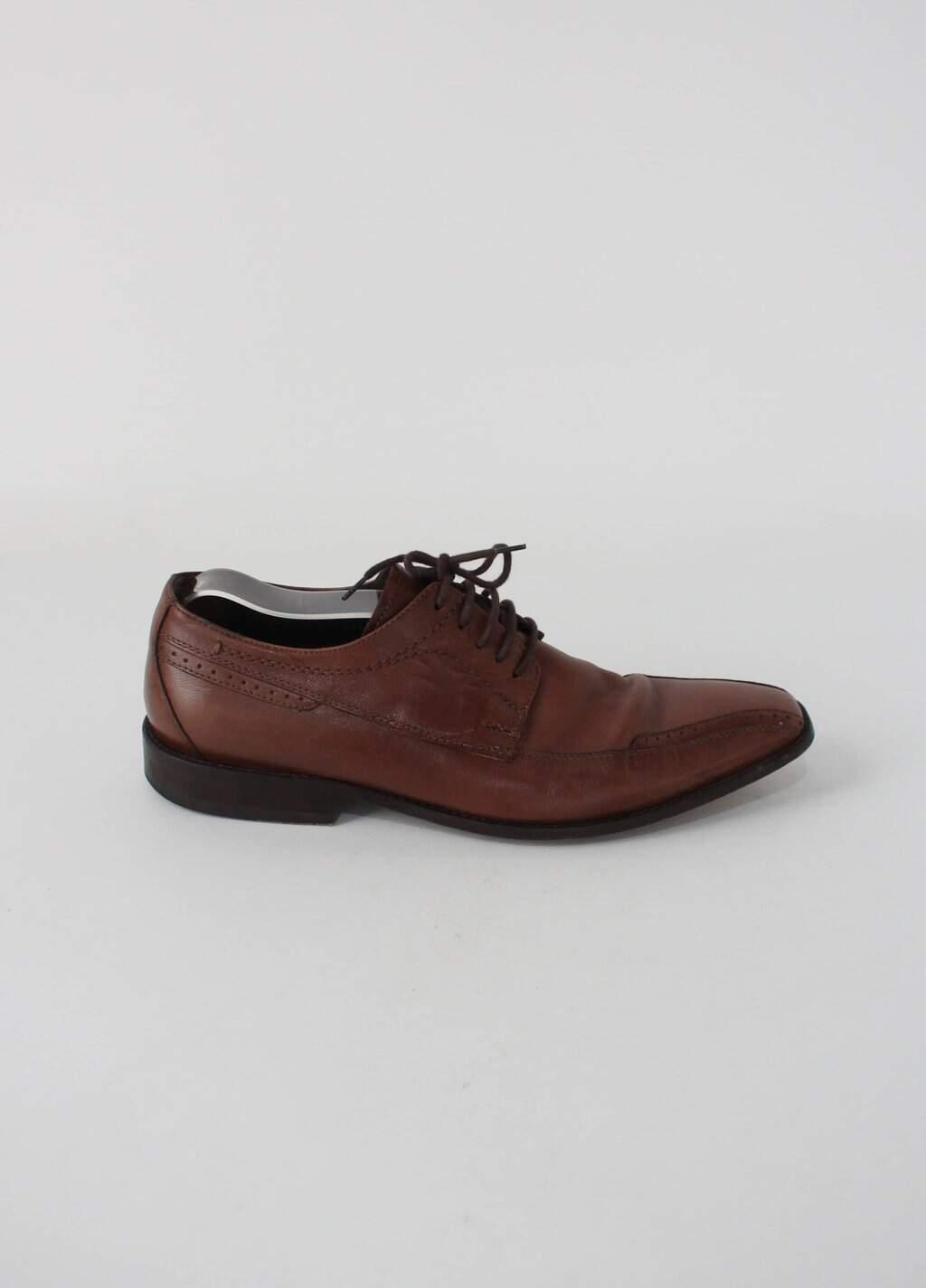 Sapato di pollini masculino marrom