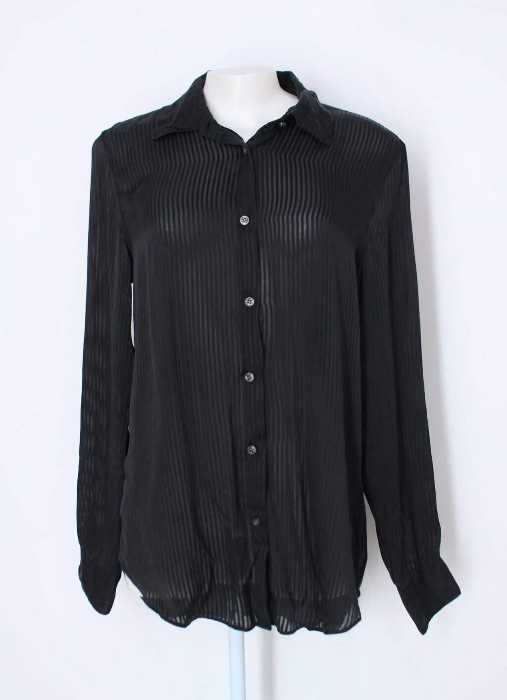Camisa Blk Dnm Feminina Preta