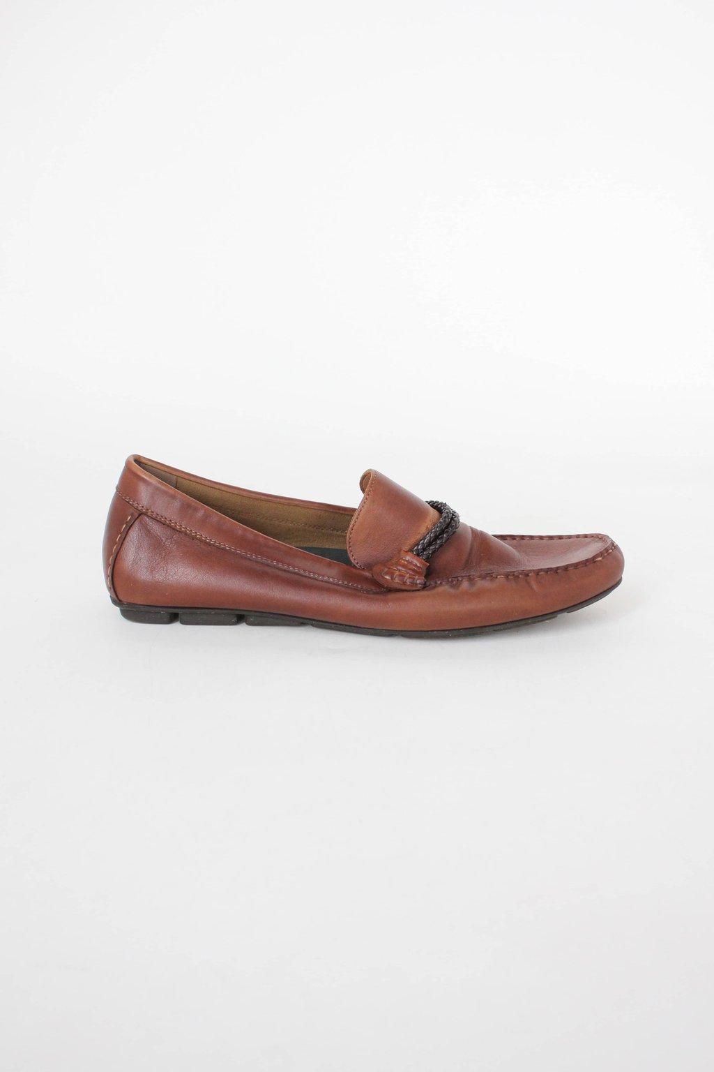 Sapato aldo masculino marrom