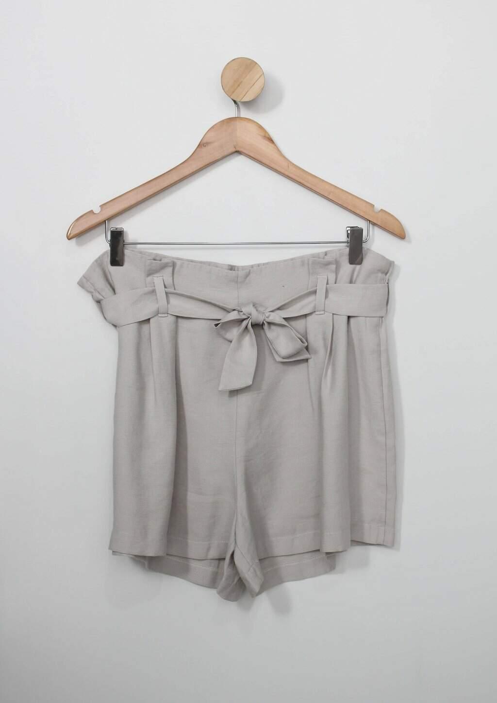 Shorts Simultanea Feminino Nude