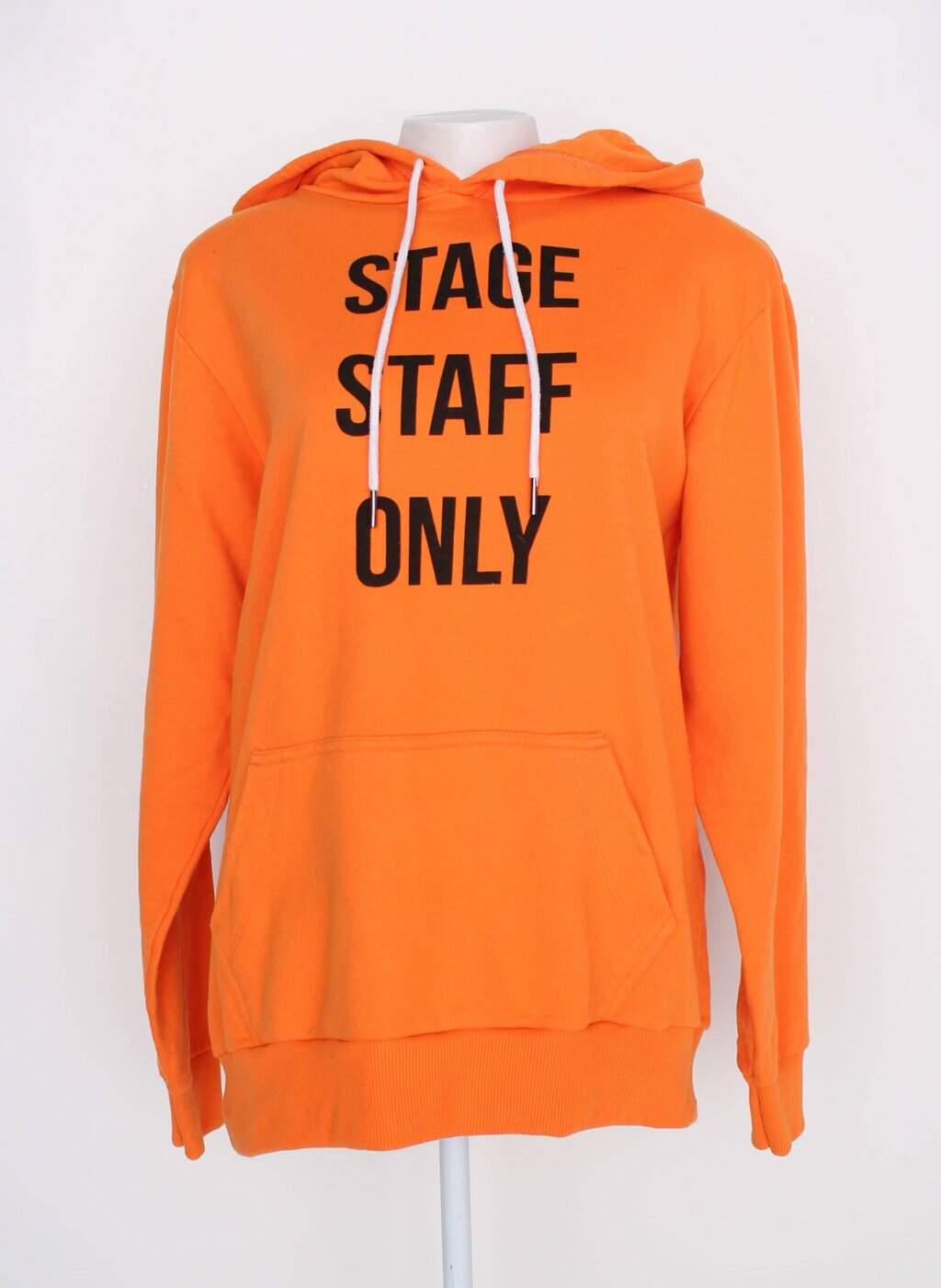 Blusa cea feminina laranja