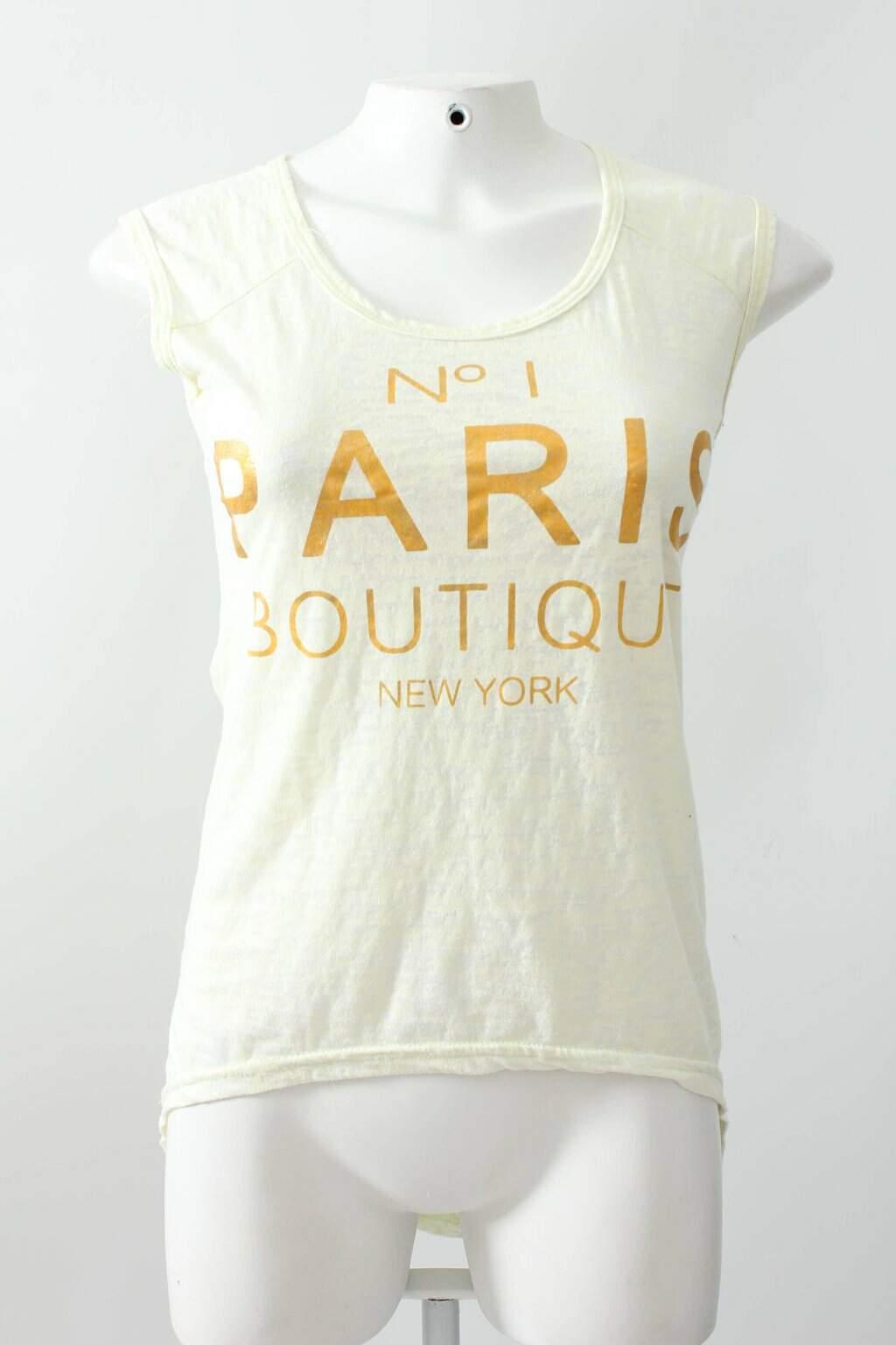 Blusa List Paris Boutique