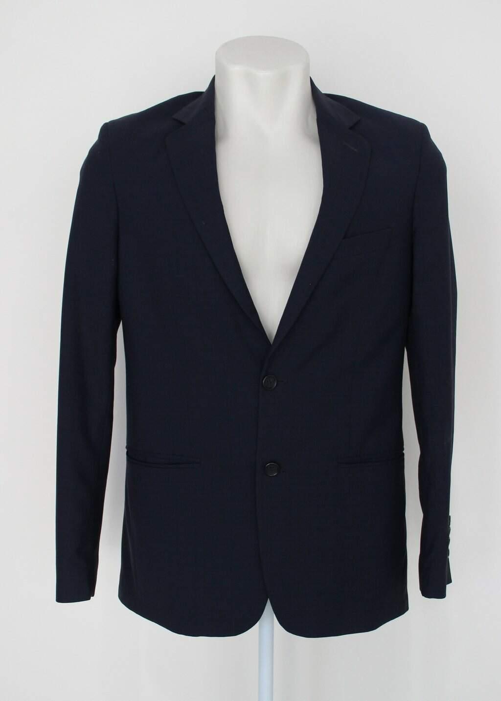 Blazer Highstil Masculino Azul