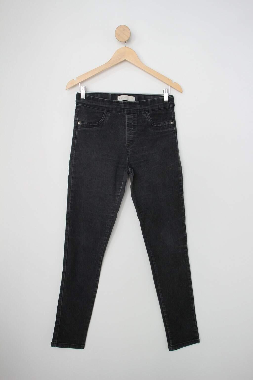 Calça Jeans Arkitect Feminina Preta