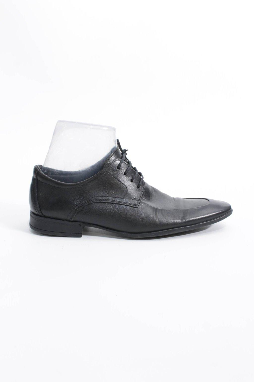 Sapato Social Preto Sergio´s