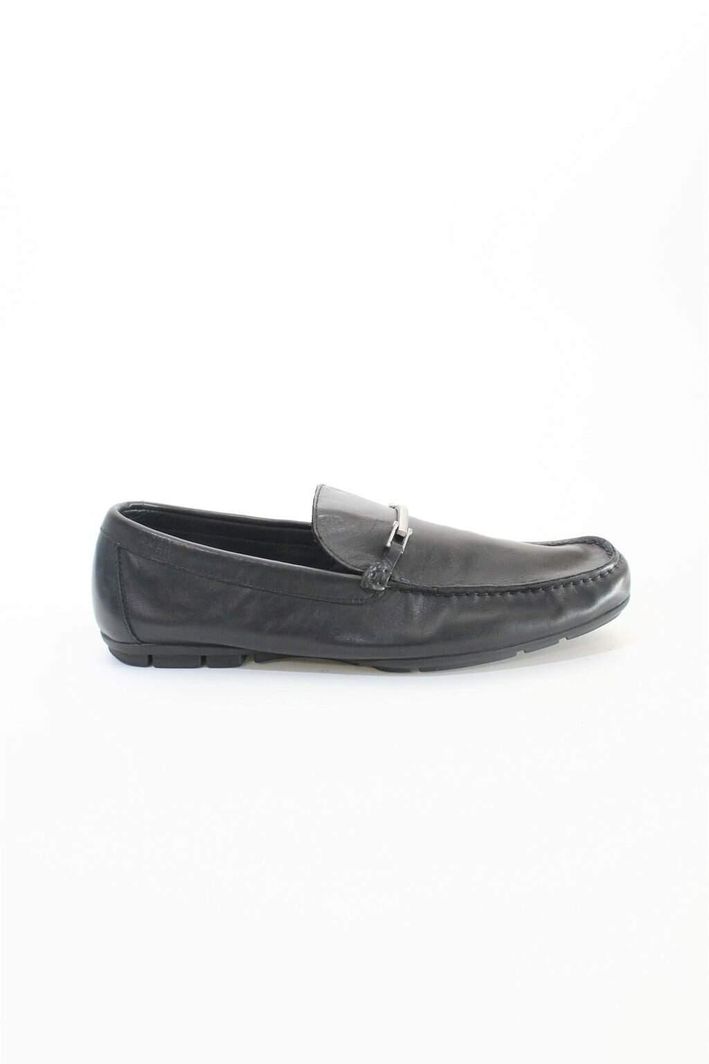 Sapato Preto Social Hugo Boss
