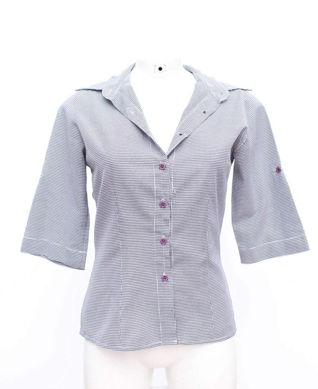 Camisa Quadriculada Marisa