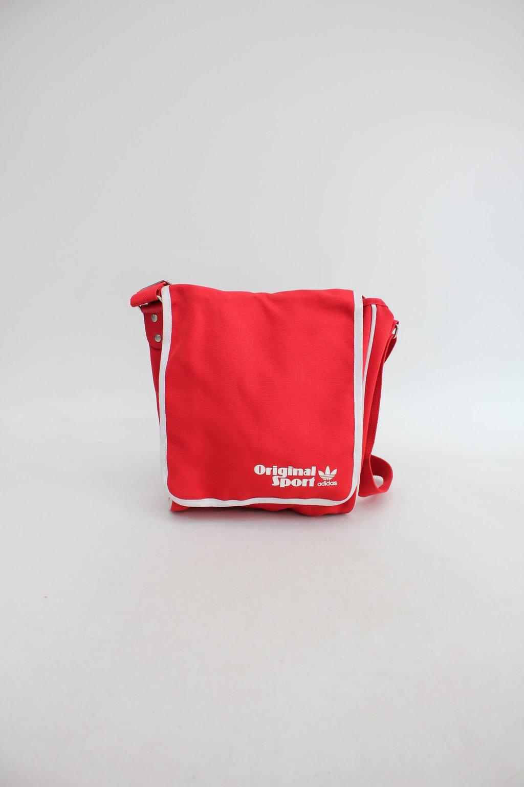 Bolsa Vermelha Adidas
