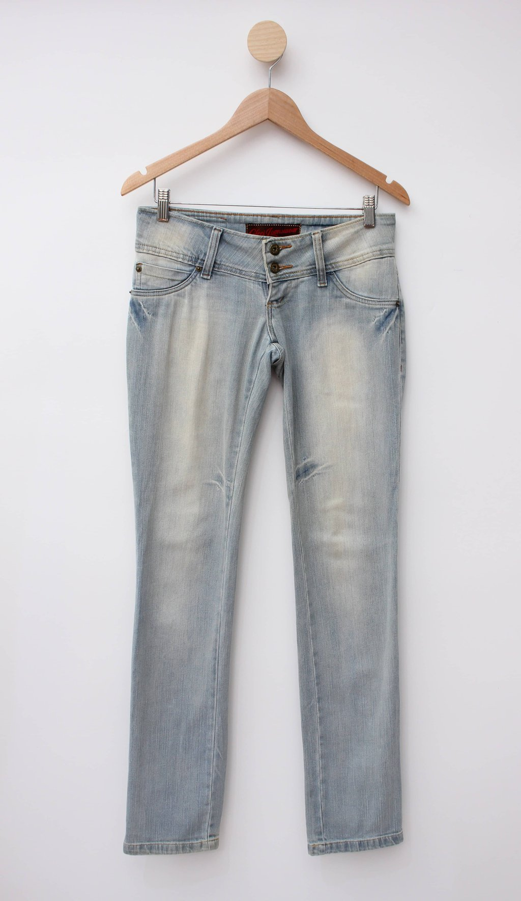 Calça Jeans Cintura Baixa Colcci