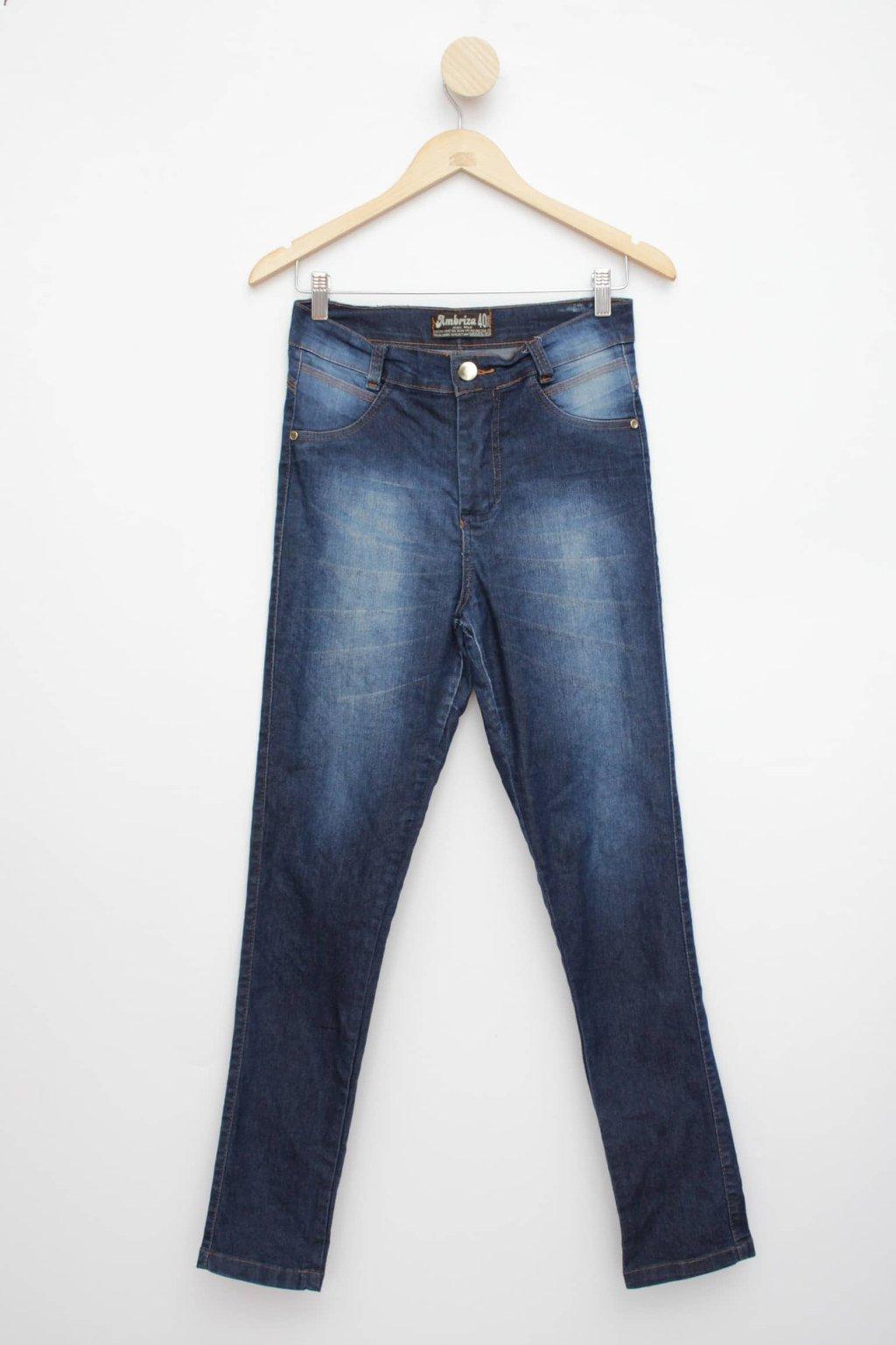Calça Jeans Azul Ambriza