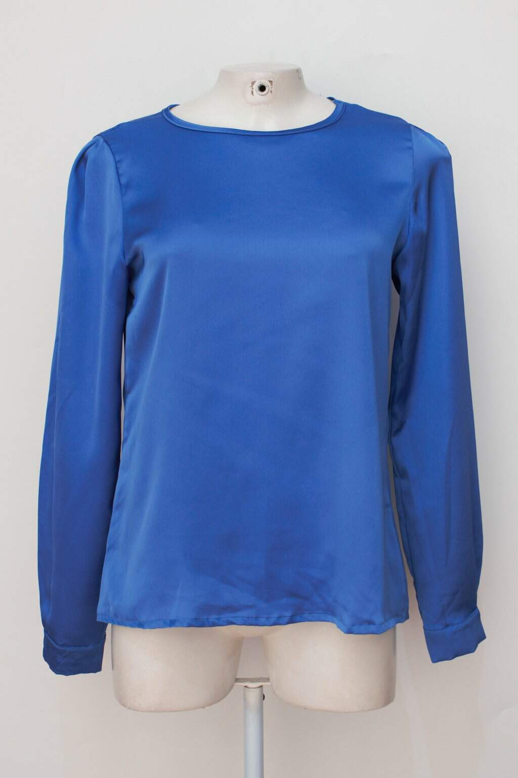 Blusa azul dmetal