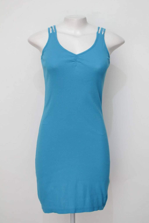 Vestido azul Bonprix