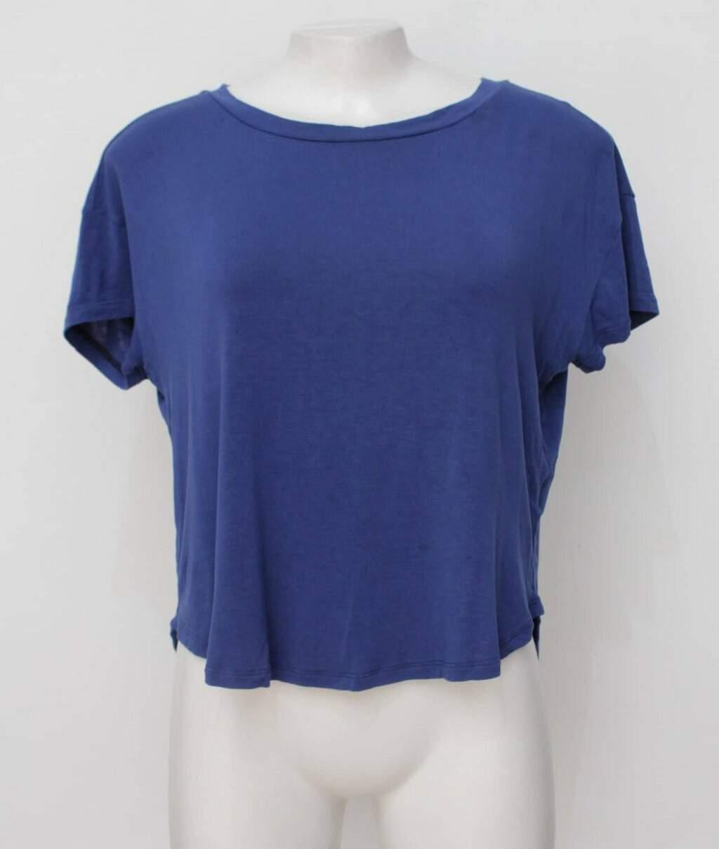 Blusa azul renner