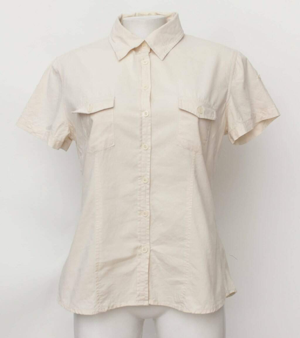 Camisa bege marisa