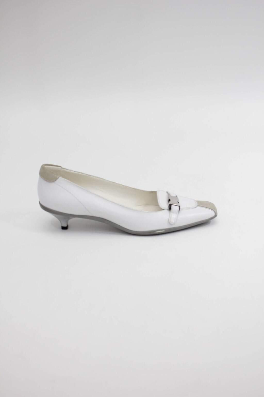 Sapato Prada Feminino Branco