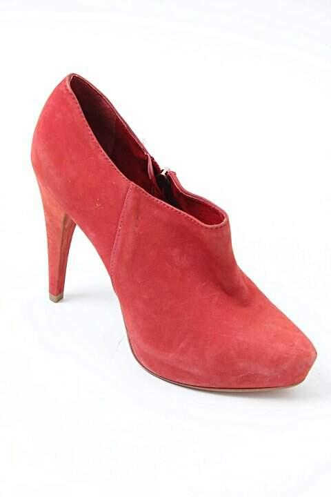 8836f4e64 Sapato Schutz Vermelho - compre por menos | Repassa