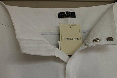 Calça Branca Thelure - TAM 42_foto da etiqueta