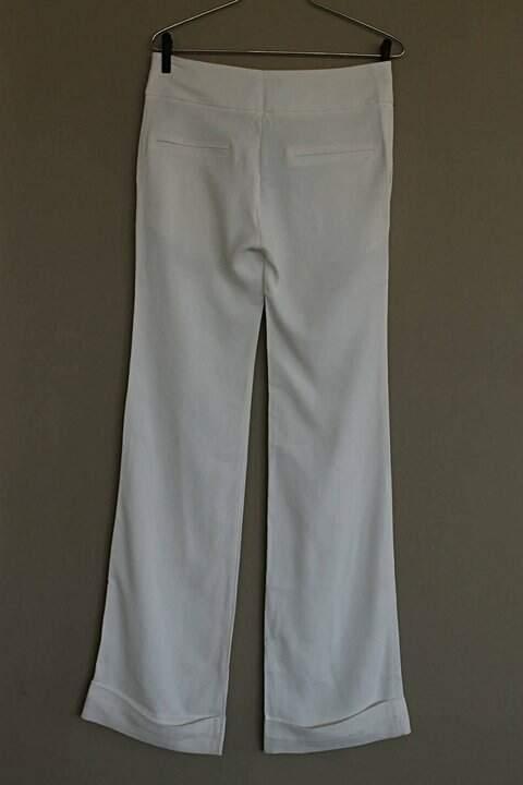Calça Branca Thelure - TAM 42_foto de detalhe