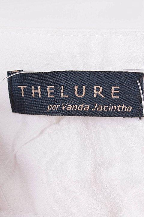 Calça Branca Thelure - TAM 36_foto de costas