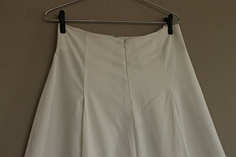 Pantalona Graça Ottoni Perola - TAM 42_foto de frente