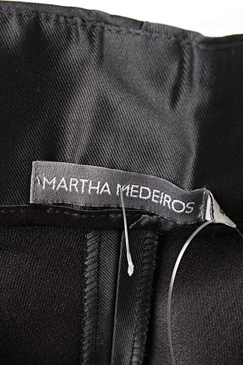 Calça Preta Martha Medeiros - TAM 46_foto de detalhe