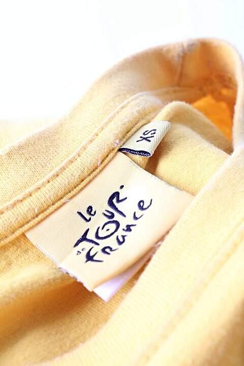 Camiseta Le Tour de France_foto de detalhe