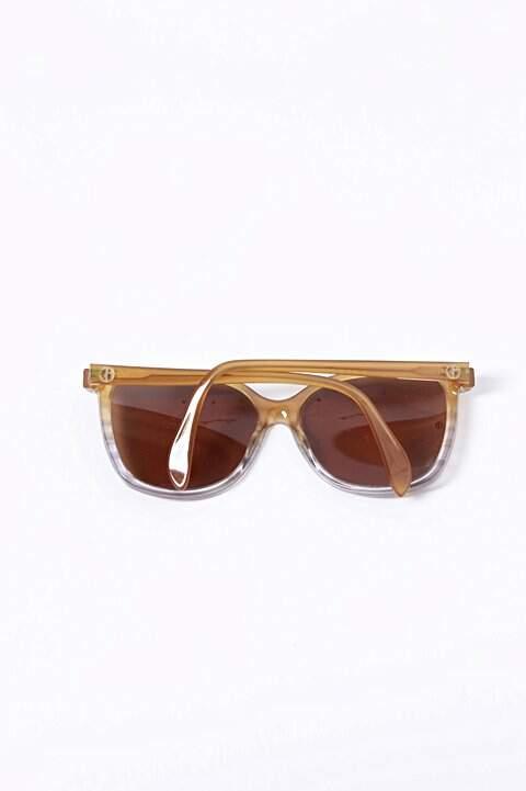 Óculos Gucci Marrom_foto de costas