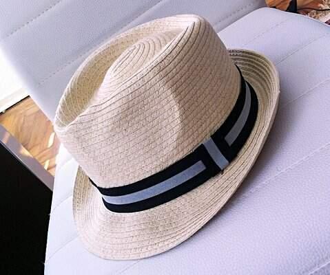 Chapéu Panamá Verão_
