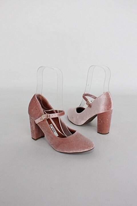 Sapato marisa feminino rosa_foto de costas