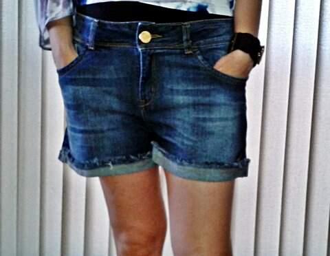 Short Indigo Jeans_foto principal