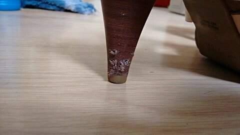 Sandália  Tiras Bege_foto de detalhe