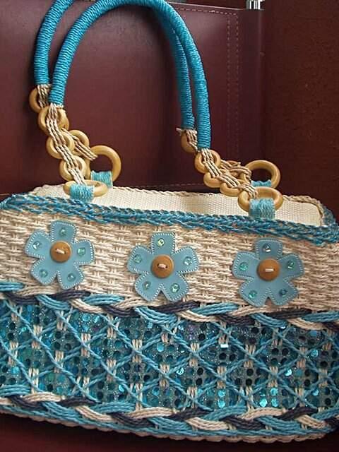 Bolsa Artesanal Chenson_foto da etiqueta