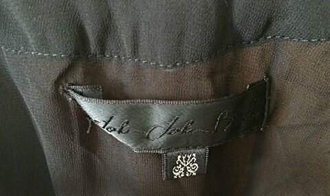 Blusa Chiffon John John_foto de detalhe