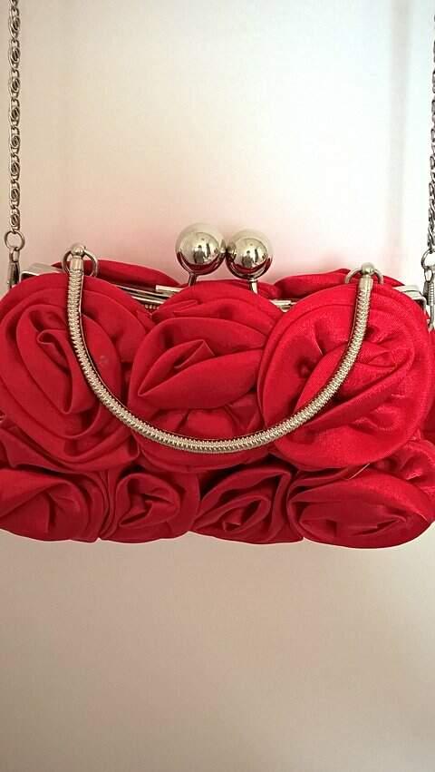 Bolsa Flores Vermelha_foto principal