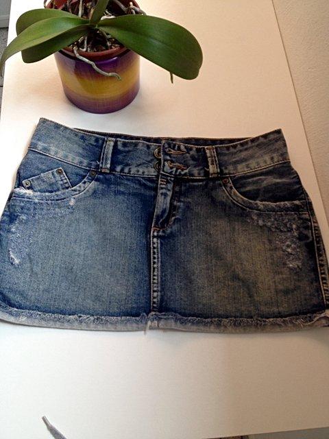 Mini Saia Jeans_foto principal