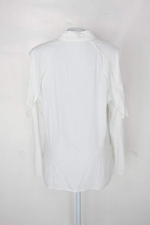 Camisa vanessa matere feminina branca_foto de costas