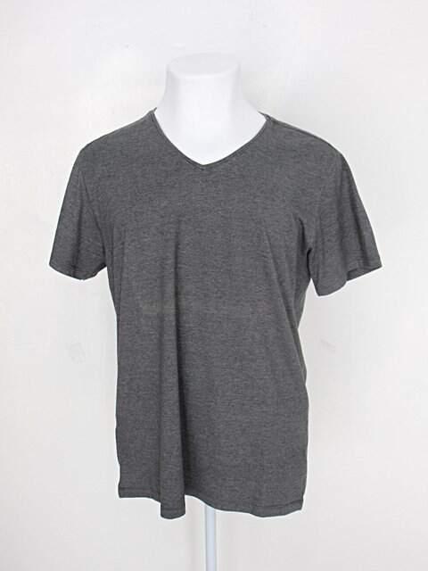 Camiseta riachuelo masculina cinza mesclada_foto principal