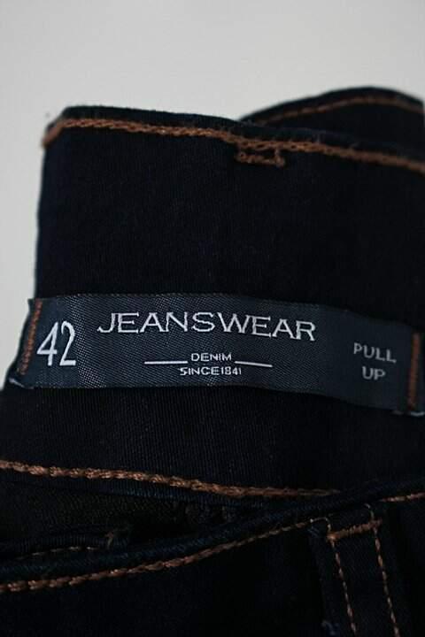 Calça Jeans jeans wear c&a feminino azul_foto de detalhe
