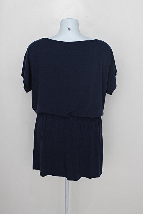 Vestido marguerite feminino azul_foto de costas