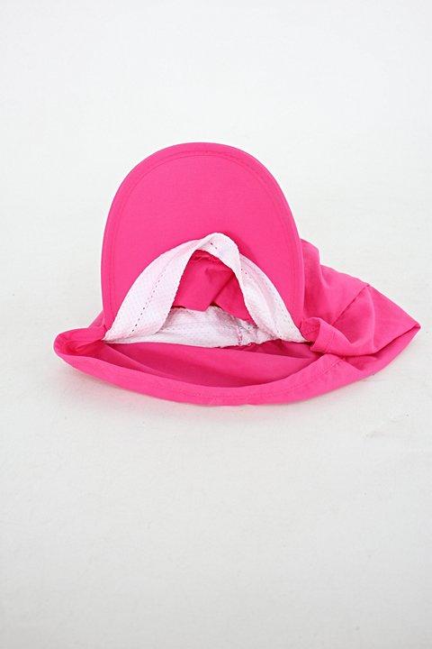 boné Infantil decatlon rosa_foto de costas