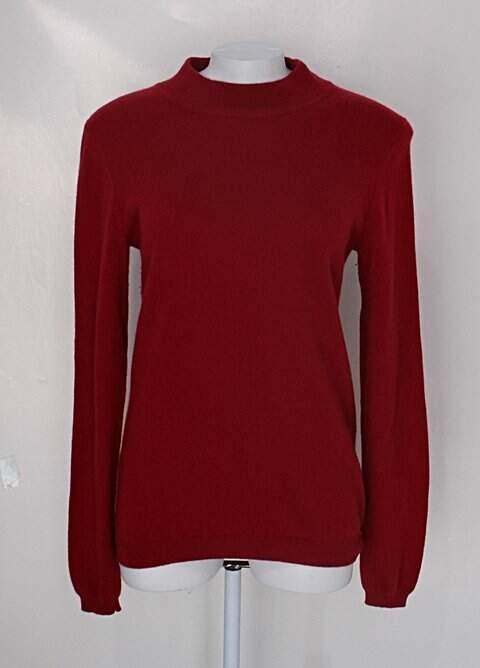 Suéter richards feminino vermelho_foto principal