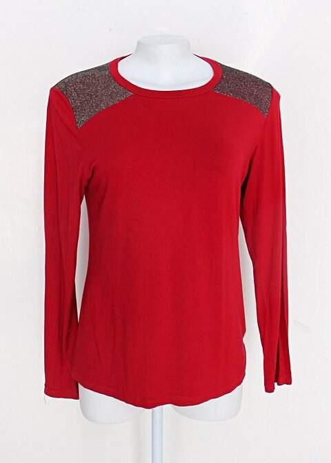 Blusa graviola feminina vermelha_foto principal