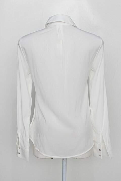 Camisa renner feminina branca_foto de costas