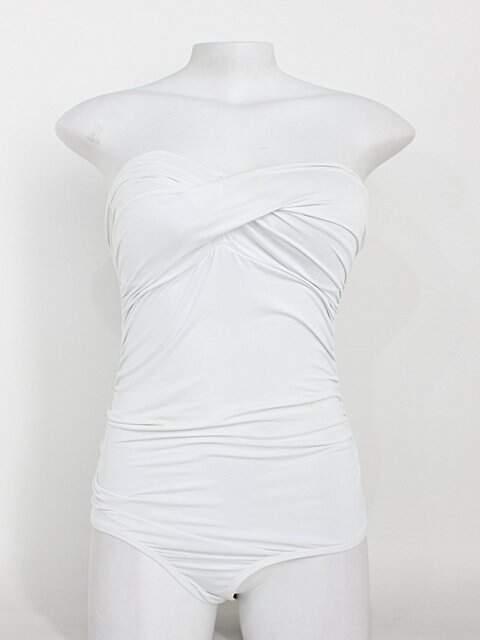 Body c&a feminino off-white com Bojo_foto principal