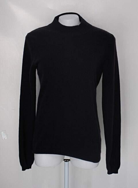 Suéter richards feminino preto_foto principal