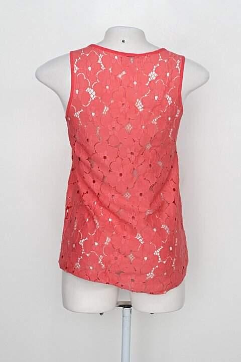 Blusa ad life style feminina coral_foto de costas