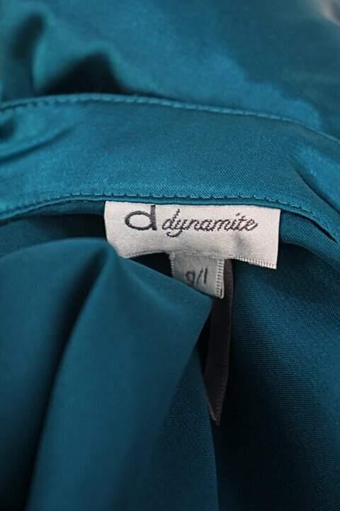 Camisa dynamite feminina verde_foto de detalhe