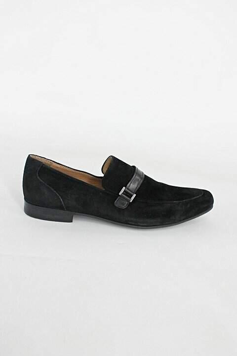 Sapato posh masculino preto_foto principal