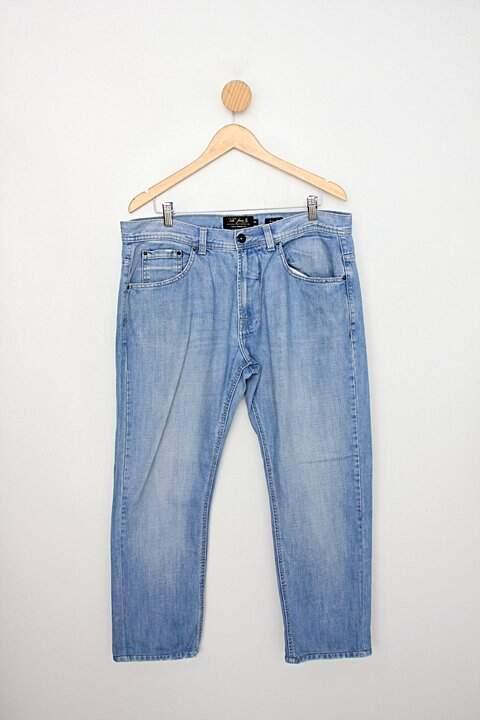 Calça jeans vila jeans co. masculina clara_foto principal