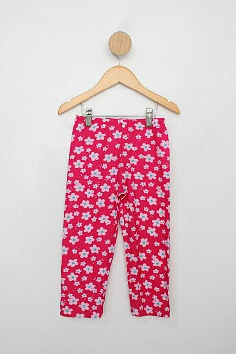 Pijama Infantil brandili estampado brilha no escuro_foto de costas